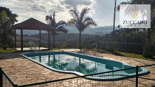 Chácara Rural À Venda, Jardim São Domingos, Arujá - Ch0067