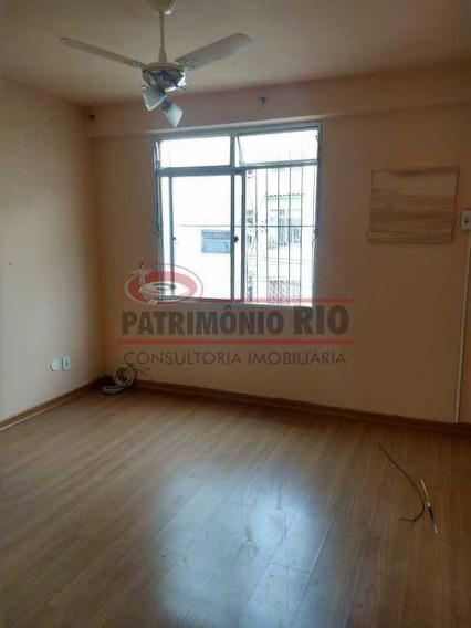 Ótimo Apartamento, Irajá, 2quartos, 1vaga E Documento Ok! - Paap23786
