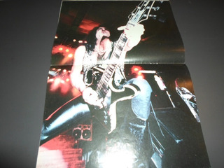 Kiss Paul Stanley Poster 40 X 28
