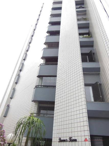 Apartamento Com 4 Dormitórios Para Alugar, 134 M² Por R$ 1.700/mês - Baeta Neves - São Bernardo Do Campo/sp - Ap1705