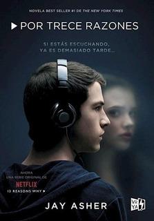 Por Trece Razones (tapa Netflix)