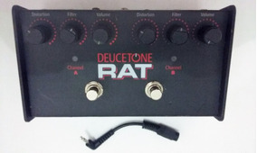 Pedal Proco Deucetone Rat (made In Usa)