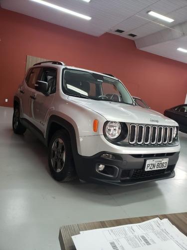 Imagem 1 de 11 de Jeep Renegade Sport Automático