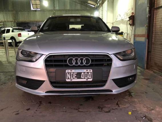 Audi A4 2013 2.0 Attraction Tfsi 211cv Multitronic