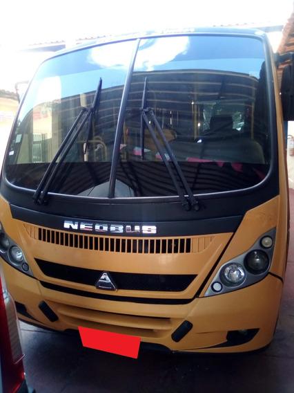 Micro Ônibus Neo Bus Thunder 2011/11 1 Ma10, 22 Lugares,com