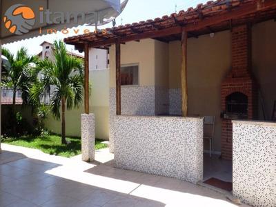 Maravilhosa Casa De 4 Quartos Em Bairro Nobre Em Guarapari - Ca00159 - 4897975