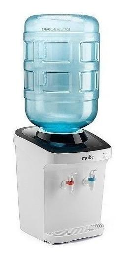 Dispensador De Agua De Mesa Mabe Blanco Em02pb