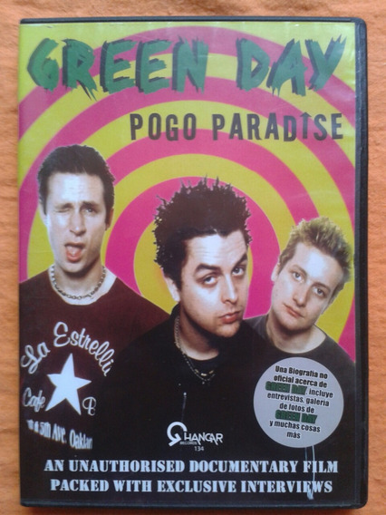 Green Day Lote Dvds Y Cds