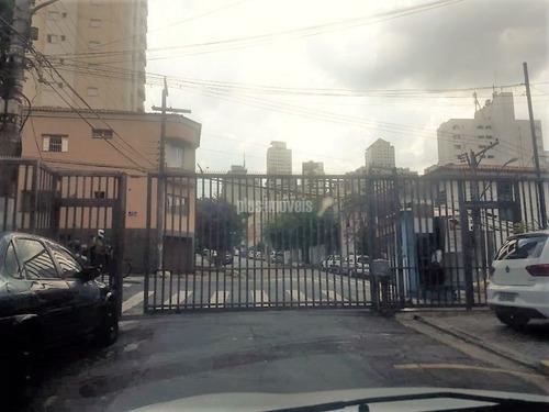 1 Por Andar , Cobertura Antiga Com Quintal Grande , - Mi128510