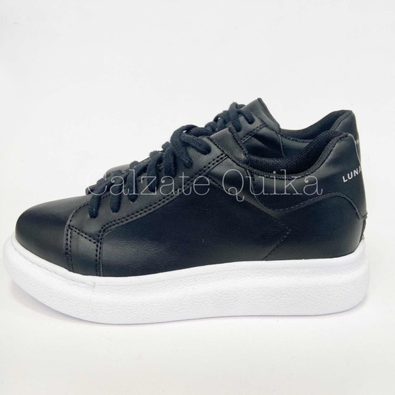 Zapatillas Mujer Plataforma Sneakers Chiara