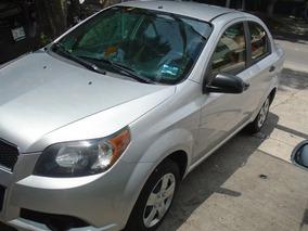 Chevrolet Aveo 1.6 Ls 2013 Tomo Auto