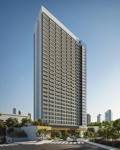 Imagem 1 de 27 de Apartamento Residencial Para Venda, Vila Firmiano Pinto, São Paulo - Ap10030. - Ap10030-inc