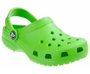 Crocs Original Classic Verde Adulto