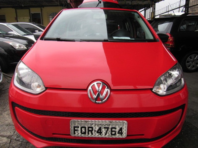 Vw Up 1.0 Flex 2015 Completo-ar