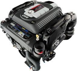 Motor Mercury Mercruiser 250hp - Bravo3 -  4.5l
