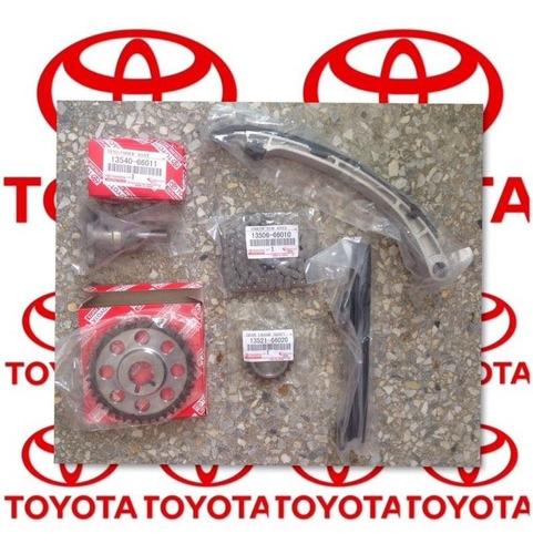 Kit Cadena De Tiempo Toyota 4.5 Burbuja/machito/autana