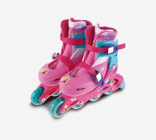 Jugueteria Unibike 411200m Roller Barbie Medium