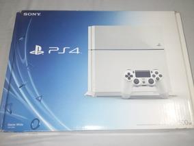 Playstation 4 Branco Ps4 Glacier White