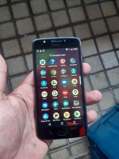 Celular Motorola Moto E4 Original 16gb 8mp 4g Seminovo Barat