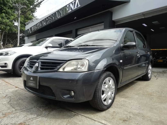 Renault Logan Expression Mecánica 2009 1.6 197