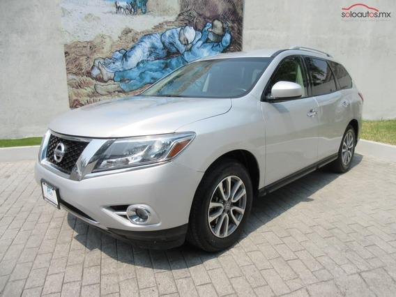 Nissan Pathfinder 2015 3.5 Sense Aut.