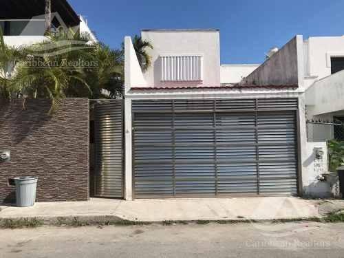 Casa En Venta En Playa Del Carmen/riviera Maya/mision Del Carmen