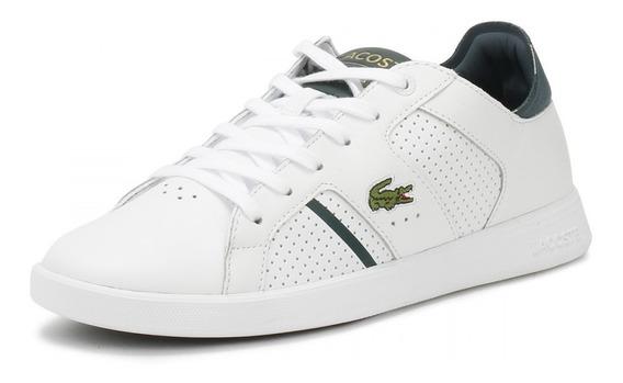 Tenis Lacoste Hombre Novas Ct 118 1 Casual Urbano Sport Clas