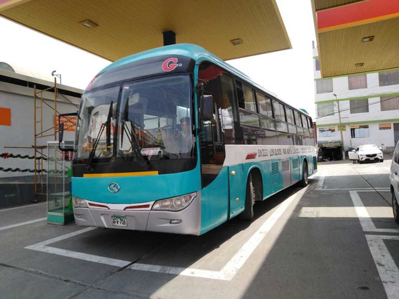 Vendo 3 Buses King Long Año 2014 Total Mente Operatibos