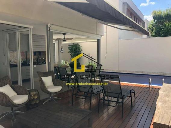 Casa A Venda No Bairro Brooklin Em São Paulo - Sp. - Bh0571-1