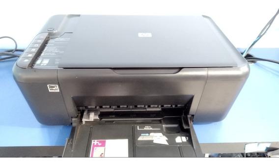 Impressora Hp Deskjet F4480 *** Leia A Descrição ***