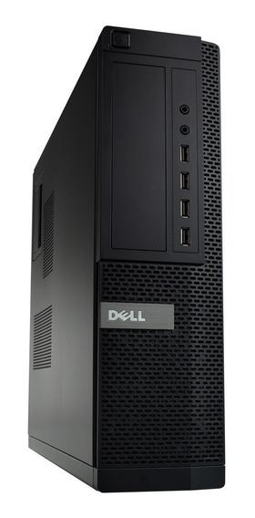 Cpu Pc Novo Dell Optiplex 7010 Core I3 4gb Hd 500gb Windows