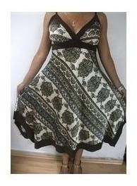 Vestido Coctel De Dama Talla M Usado Tienda Virtual