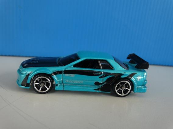 Nissan Skyline Azul E Preto Raro 2006 Hot Wheels 1:64 Loose