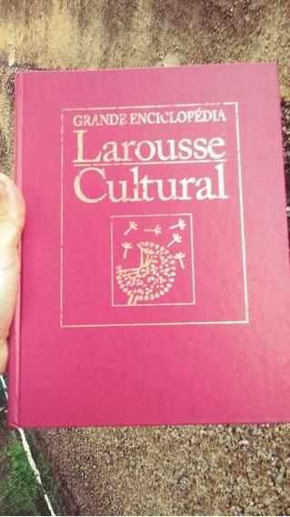 Enciclopédia Larousse Cultural12 Peças