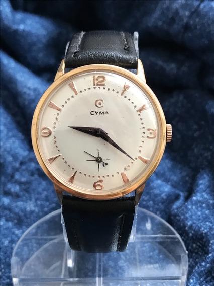 Relógio Ouro Maciço Nível Omega - Cyma, Veja Nossos Relógios