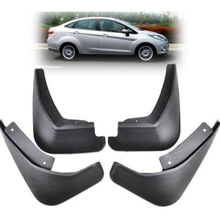 4 Salpicaderas Originales Guardabarro Ford Fiesta 2011-2017