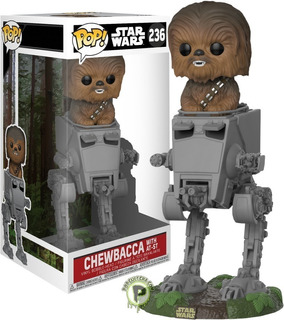 Funko Pop - Star Wars Chewbacca #236 - Original!!