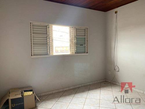 Sala Para Alugar, 50 M² Por R$ 900,00/mês - Cidade Planejada I - Bragança Paulista/sp - Sa0208