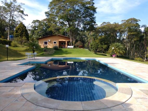 Maravilhosa Condomínio Ibiúna 10.000 Casa, Piscina E Campo !