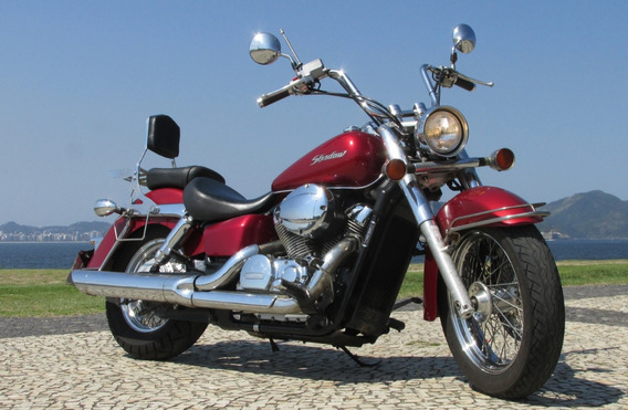 Vendo Honda Shadow 750 2006