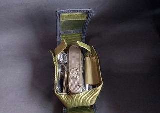 Canivete Aitor Gran Police Kit De Sobrevivência Item Raro