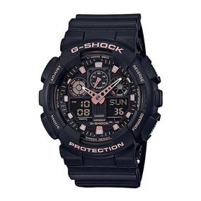 Relógio Feminino Casio G-shock - Ga-100gbx-1a4dr - Preto