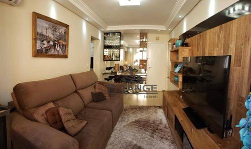 Imagem 1 de 30 de Apartamento Com 2 Dormitórios À Venda, 95 M² Vila Industrial - Campinas/sp - Ap17277
