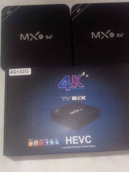 Tvbox5g Top32gb Transforma Em Smarttv