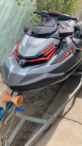 Sea Doo Rxtxrs 300 Con Equipo De Sonido Permuta-venta
