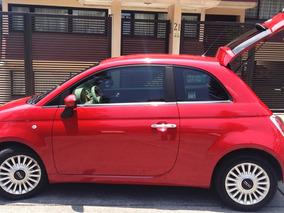 Fiat 500 Auto De Colección, Armado En Italia