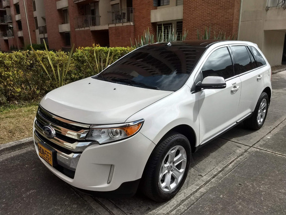 Ford Edge Limited At4x4 3.5 2013