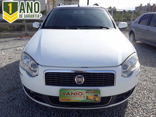 Fiat Palio Week. Attractive 1.4 8v Completo