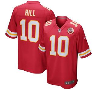 Jersey Original Nike Nfl Jefes Chiefs Kansas Cit Hill 468957