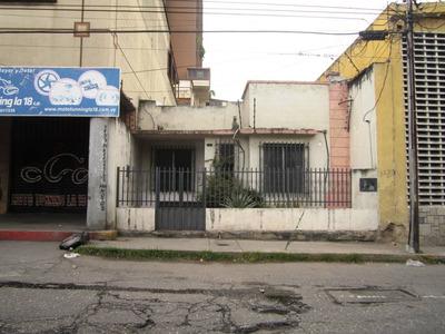 Casa Terreno En Alquiler Barquisimeto Centro